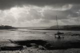 Instow at low tide, N Devon, UK