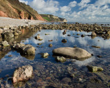 Branscombe beach - East Devon