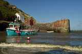 Porthgain in West Wales