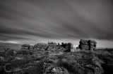 Combestone Tor on Dartmoor