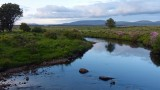 The bend in the Owenduff river