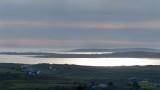 Blacksod Bay before sunset