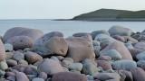 The smooth stones on Mulrany Beach, Co.Mayo
