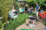 LONDON JULY 2015 - VISIT NICKS HOME