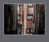 old street in Piombino