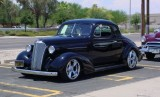 1937 Chevy 5 window