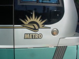 Metro Light Rail Phoenix Arizona