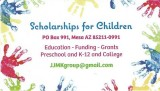 Scholarships for Children