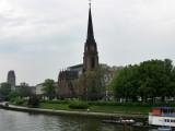 Frankfurt am Main.  Dreikönigskirche