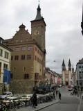 Würzburg. Domstrasse