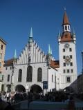 Munich. Altes Rathaus (Old Town Hall)