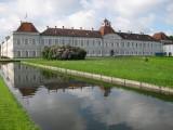 Munich. Schloss Nymphenburg. Court Stables