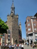 Aachen. Old Town