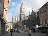 Munich. Marienplatz