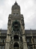 Munich. Neues Rathaus (New Town Hall)