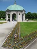 Munich. Hofgarten
