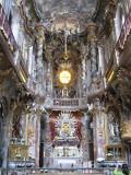 Munich. Asamkirche