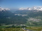 View from Muottas Muragl