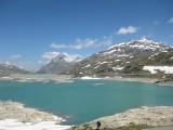Lago Bianco (White Lake)