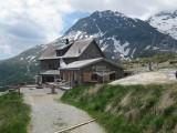 Alp Grüm. Albergo Belvedere