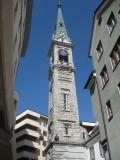 St.Moritz. Protestant Church