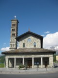 St.Moritz. Catholic Church of St.Charles
