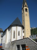 S-Chanf. Protestant Church