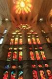 Llum de la tarda a la Nau Central