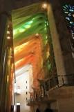Simfonía de colors a la Nau Central