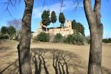 Peratallada. Església de Sant Esteve