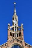 Pavelló d´Administració. Torre del Rellotge