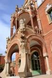 BARCELONA.  HOSPITAL DE SANT PAU