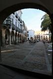 Zafra. Plaza Grande