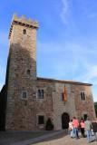 Cáceres.Casa de los Cáceres-Ovando y Torre de las Cigüeñas