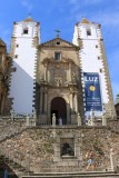 Cáceres. Iglesia de San Fco.Javier