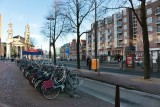 Bycicles in Amsterdam
