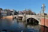 Amsterdam. Baluwbrug