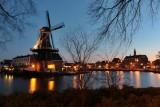 Haarlem. Molen de Adriaan
