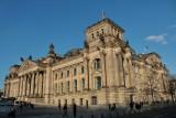 Berlin. Reichstagsgebäude