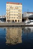 Berlin. Spree River
