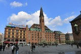 Copenhagen. City Hall Square (Rådhuspladsen)