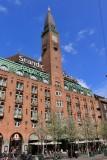Copenhagen. Scandic Palace Hotel