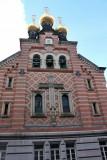Copenhagen. Alexander Nevsky Church
