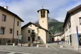 Pontresina. San Spiert Chapel of the Holy Spirit