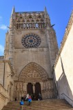 Burgos Cathedral. Sarmental Door