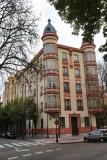 Burgos. Plaza de Castilla