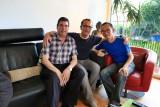 A meeting in Luzern