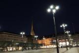 Hamburg. Rathausmarkt