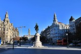 Porto. Avenida dos Aliados