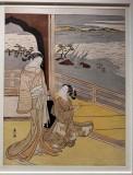 Gallery: Exposition Suzuki Harunobu, Musée Guimet